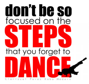 Modern Dance Quotes Tumblr