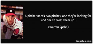 More Warren Spahn Quotes