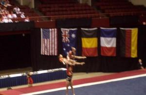 Tumbling Gymnastics Quotes Gymnastic & cheer tumbling