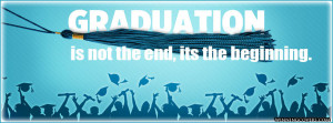 high school Diploma Party : commencement Day quote timeline cover