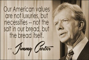 JIMMY CARTER QUOTES