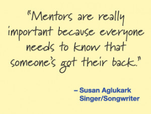 """Now Playing: """"The Value of A Mentor"""""""