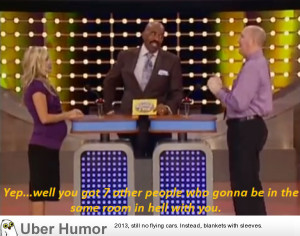 Steve Harvey makes me want to watch game shows again. (9 Pictures)