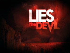 ... names satan lucifer the devil etc but one characteristic and label
