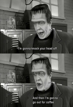 jp the munsters Herman Munster fred gwynne tmjp Episode: Herman's ...