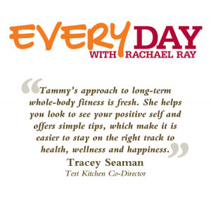 Quote from Every Day with Rachel Ray
