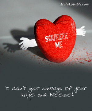 Hugs And Kisses , Love Cards