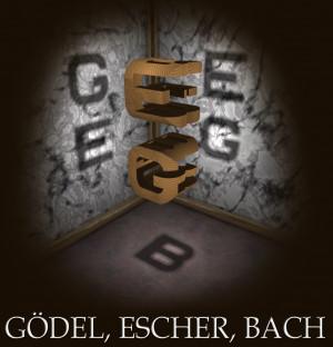 Godel, Escher, Bach by Douglas Hofstadter