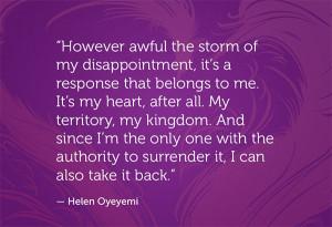 Helen Oyeyemi quote