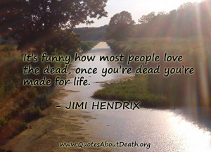 Famous Quotes About Love And Death ~ love and death quotes