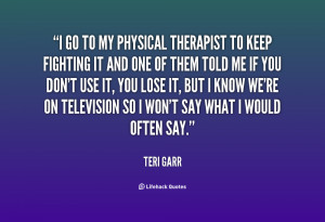 Physical Therapy Motivational Quotes