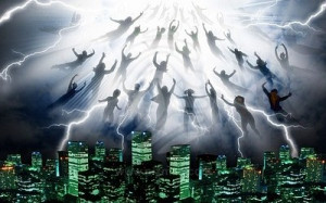 Believers Will Escape God's Wrath — Biblical Foreshadows of the ...