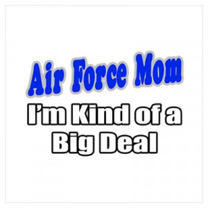 Air Force MomBig Deal