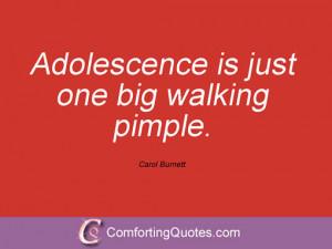 Carol Burnett Famous Quotes