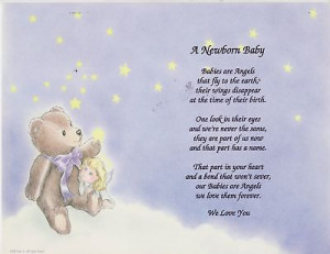 Prayer Premature Baby Poem