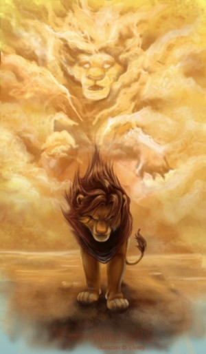 Lion King Fan Art