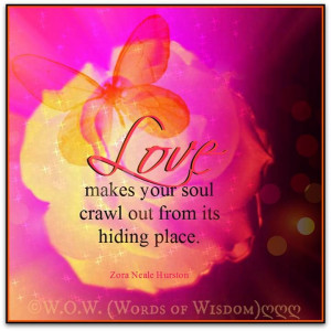 Love heals all things