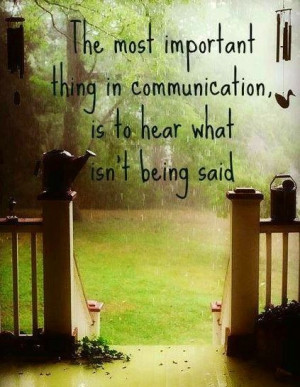 Communication quotes, best, meaning, sayings, most