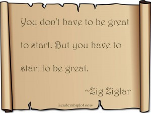 Zig Ziglar on Achieving Greatness