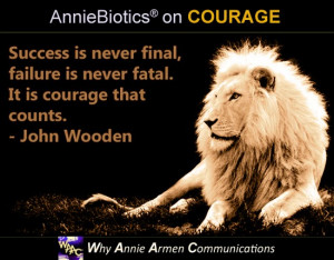 Great Courage Quotes
