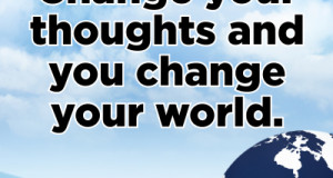 Norman Vincent Peale Famous Quotes – Change Your Thoughts