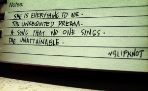 Vermillion Slipknot Lyrics