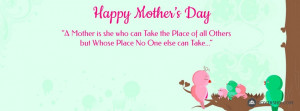 Mother's Day Quotes for Facebook status