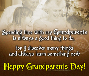 If you have your own favorite Grandparents Quotes and Sayings , we ...