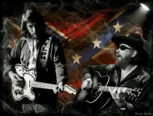 Waylon Jennings & Hank Williams Jr.