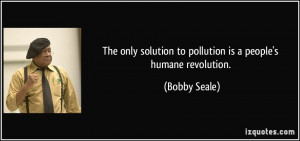 Water Pollution Quotes Sayings
