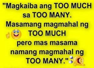 Tagalog Funny Jokes