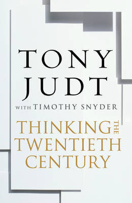 Joaquim Bidarra's Reviews > Thinking the Twentieth Century