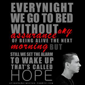 Eminem Slim Shady Quotes