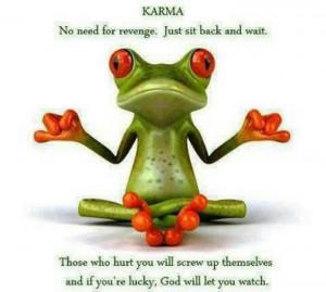 Love karma :)