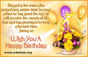 Forward bible orkut scraps birthday Cards