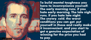 chael sonnen quote on mental toughness