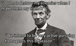 FAMOUS PRESIDENTIAL SPORTS QUOTES