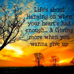 hang on.. push forward... it will all work out!!