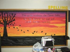 ... classroom decorating ideas fall bulletin boards classroom ideas
