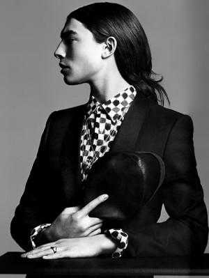 Ezra Miller: L'Uomo Vogue