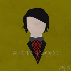 Alec Lightwood Alec