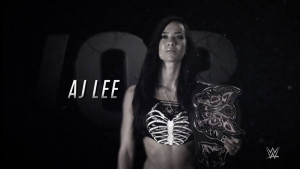 Homepage » WWE Superstars » survivor series wwe aj lee hd wallpaper