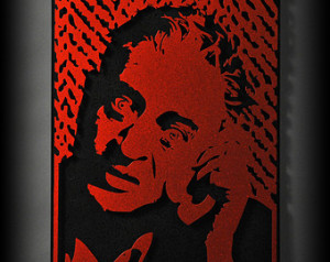 Rodney Dangerfield No Respect 3D Me tal Pop Art Red ...