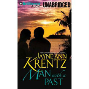 Jayne Ann Krentz MAN WITH A PAST Unabridged CD NEW FAST 1st Class Ship