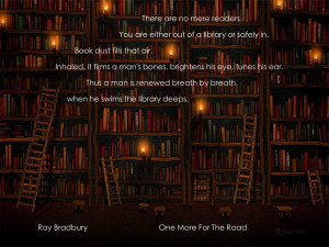 Ray Bradbury Quotations Sayings Famous Quotes Of Ray Bradbury