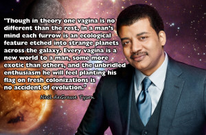 10. Neil deGrasse Tyson on how science could save feminism:
