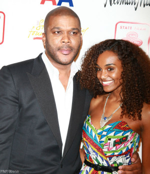 Gelila Bekele and Tyler Perry image pic hd wallpaper