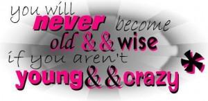 feel older friends thts mature idk todaythough feel energetic 11