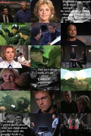Stargate SG 1 Jackson Quotes