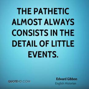 Pathetic Man Quotes